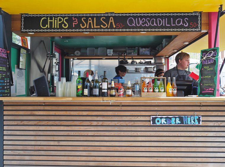 Gezilecek Yerler - Torvehallerne: Street Food Market