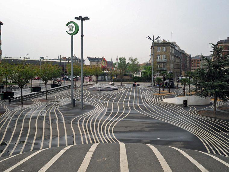 Kopenhag Gezilecek Yerler: Superkilen