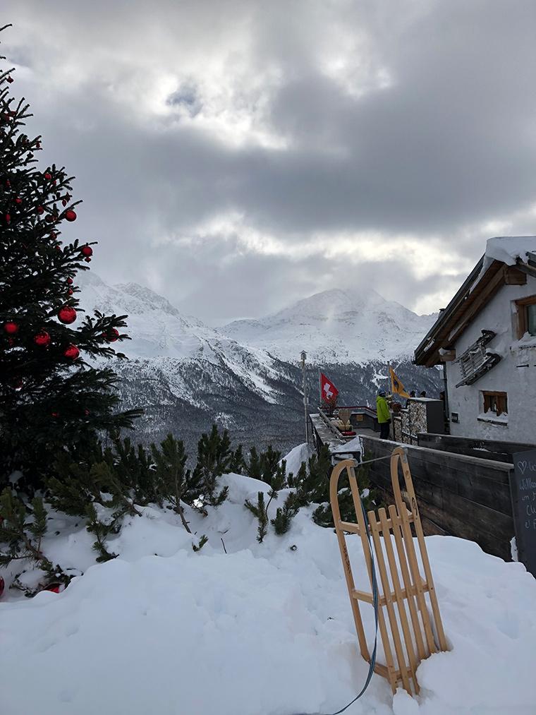 St Moritz: Biri Winter Wonderland mi Dedi ?