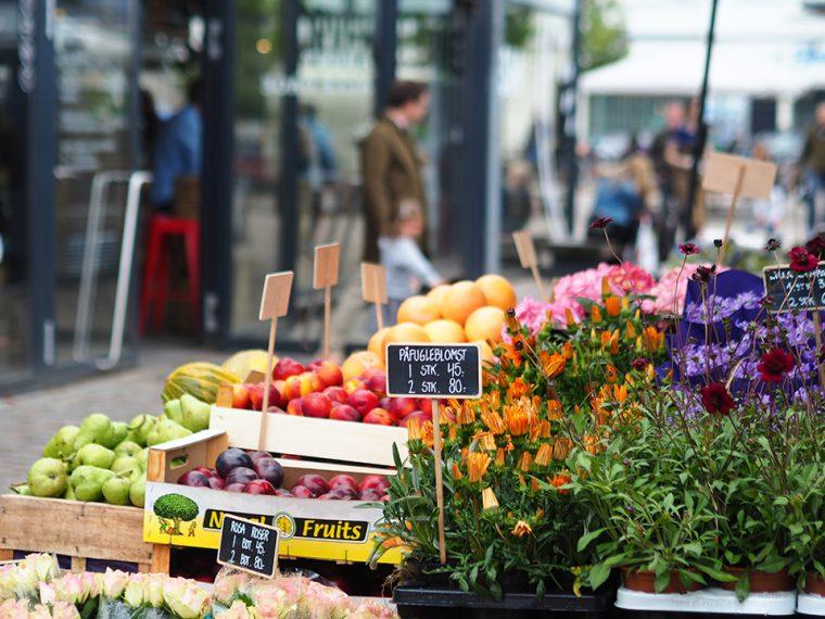 Kopenhag Gezilecek Yerler: Torvehallerne: Street Food Market