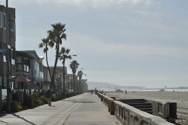 San Diego: Amerika'nın En Yaşanılası Şehri - Mission Beach
