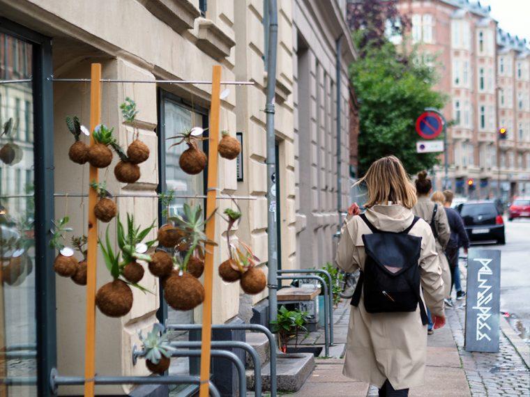Kopenhag Gezilecek Yerler: Jægersborggade