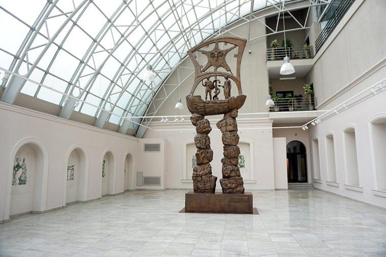 Gezilecek Yerler | MOMA Tbilisi