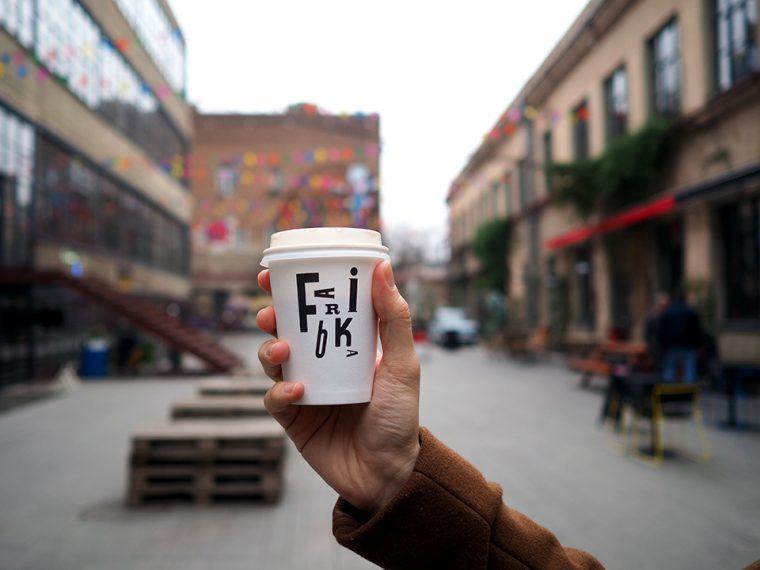Gezilecek Yerler | Fabrika Tbilisi