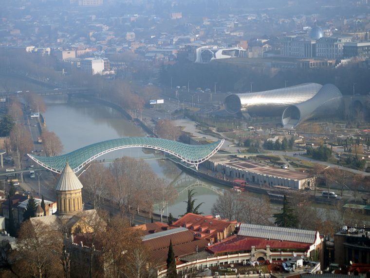 Gezilecek Yerler | Peace Bridge