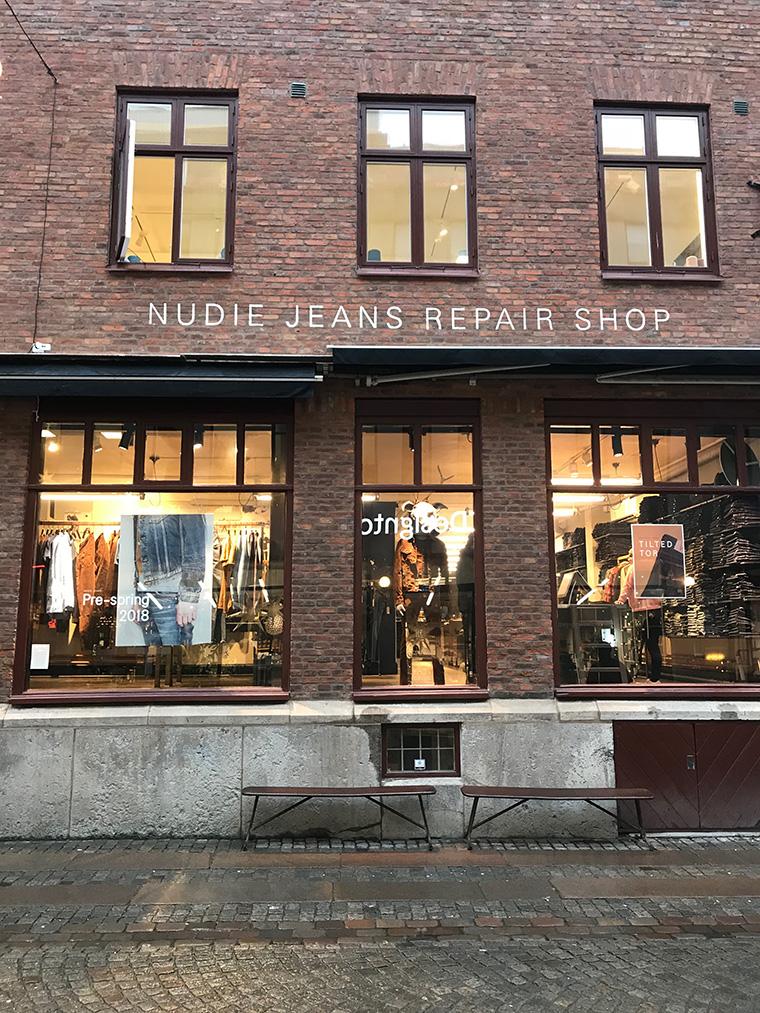 Stockholm Gezilecek Yerler - Nudie Jeans