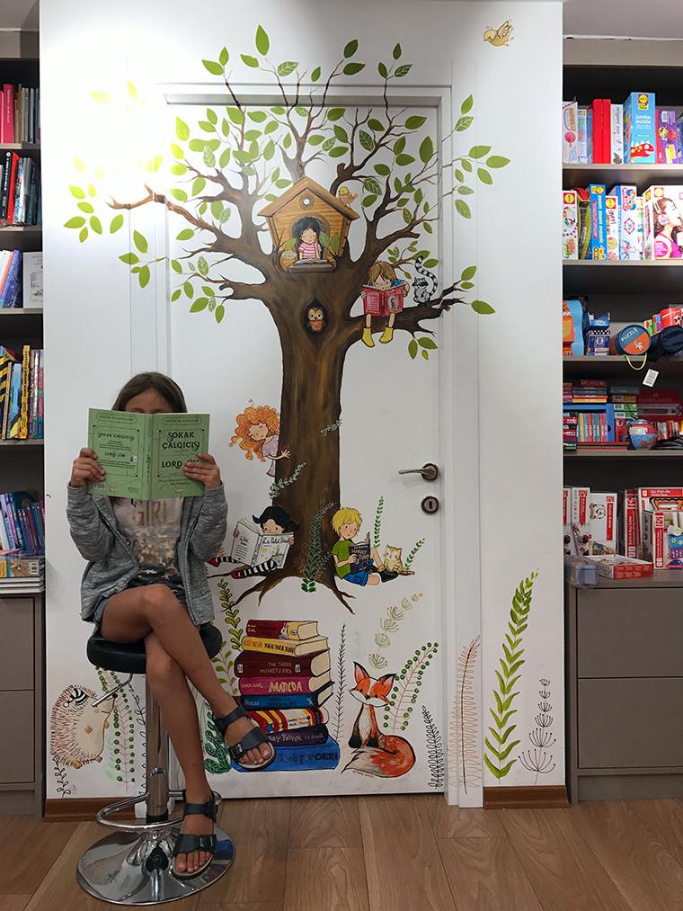Çocuklarla Gidilecek Yerler - Tırtıl Kids Kitabevi