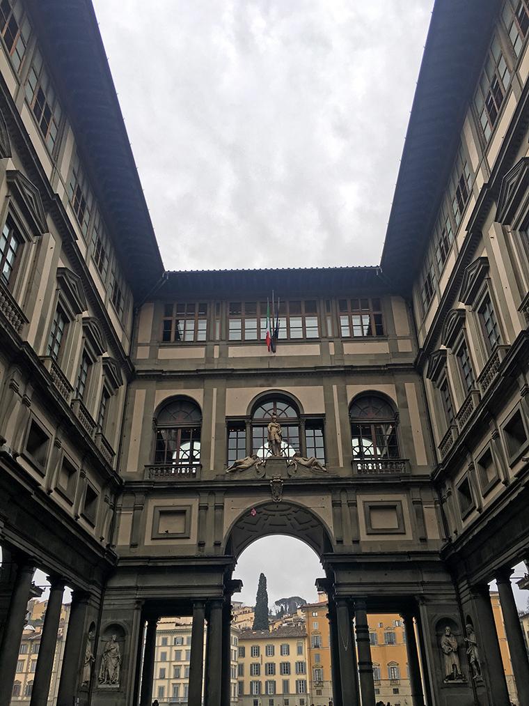 Hızlandırılmış Bolonya ve Floransa Turu