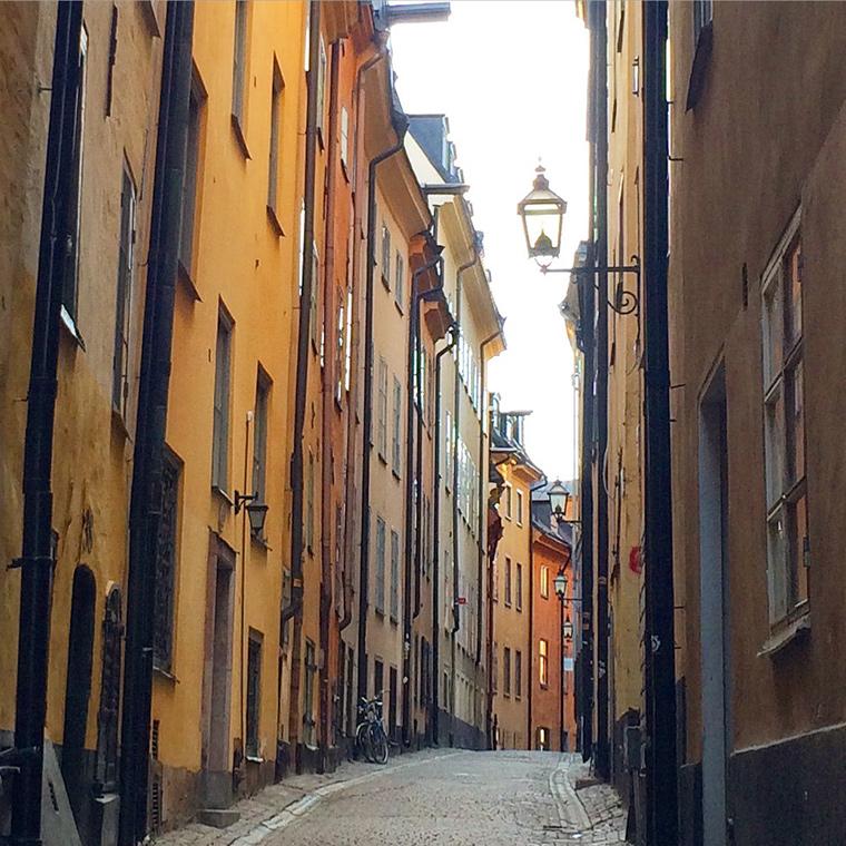 Stockholm Gezilecek Yerler - Stortorget