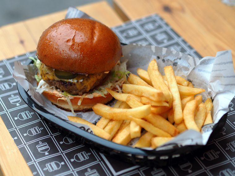 Fabrika Hostel | Pipes Burger Joint