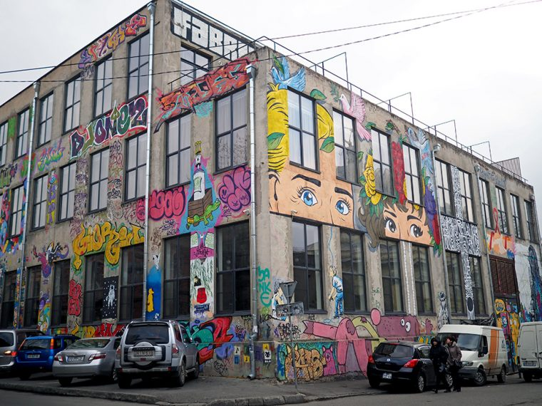 Fabrika Hostel | Tiflis