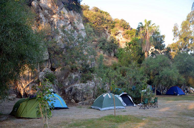 Türkiye Kamp Yerleri | Andriake Camping