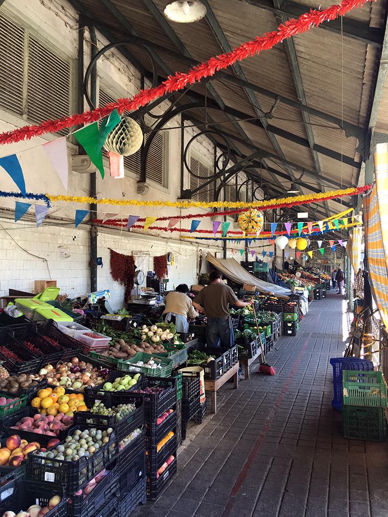 Gezilecek Yerler - Bolhao Market