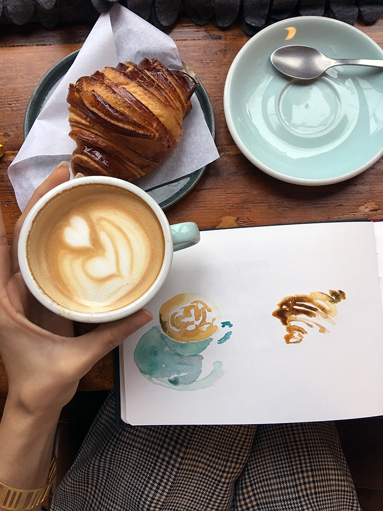 Restoranlar - Café Progresso