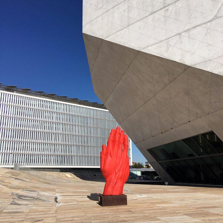 Gezilecek Yerler - Casa da Musica