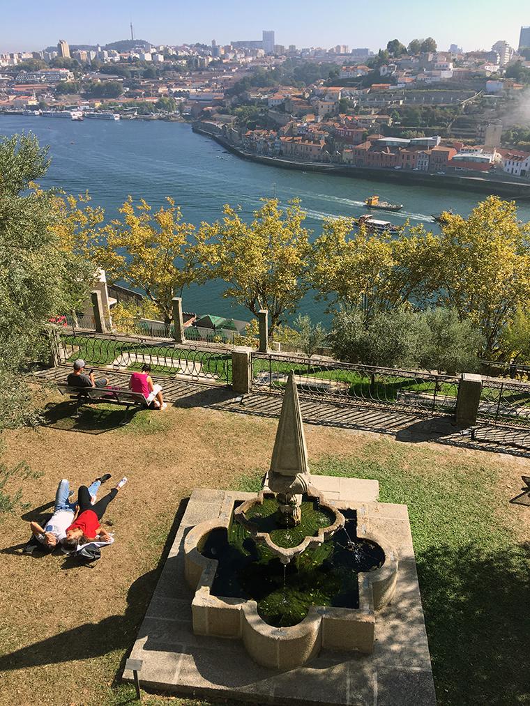 Gezilecek Yerler - Jardins do Palácio de Cristal