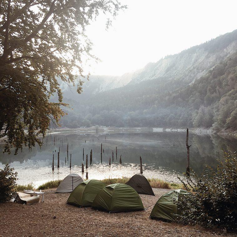 Türkiye Kamp Alanları | Sülüklü Göl