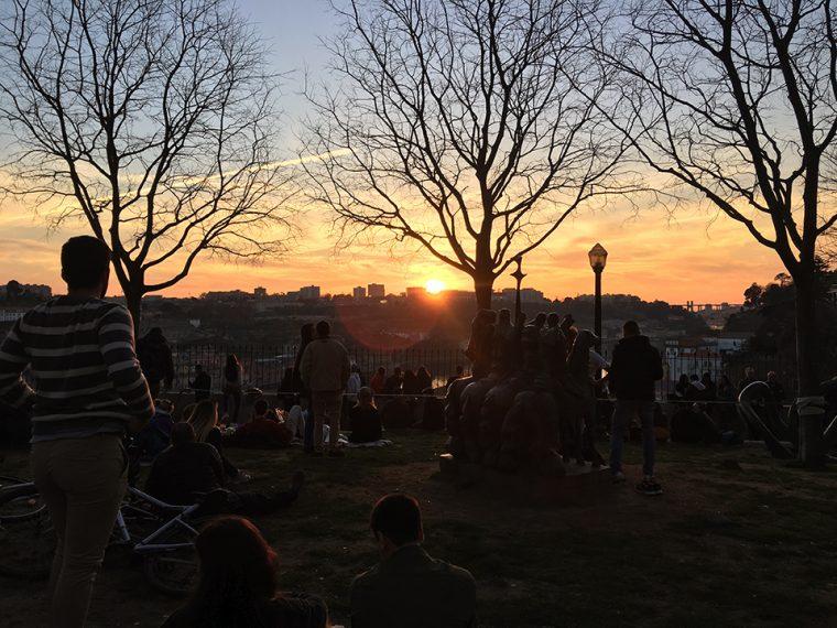 Gezilecek Yerler - Jardim das Virtudes