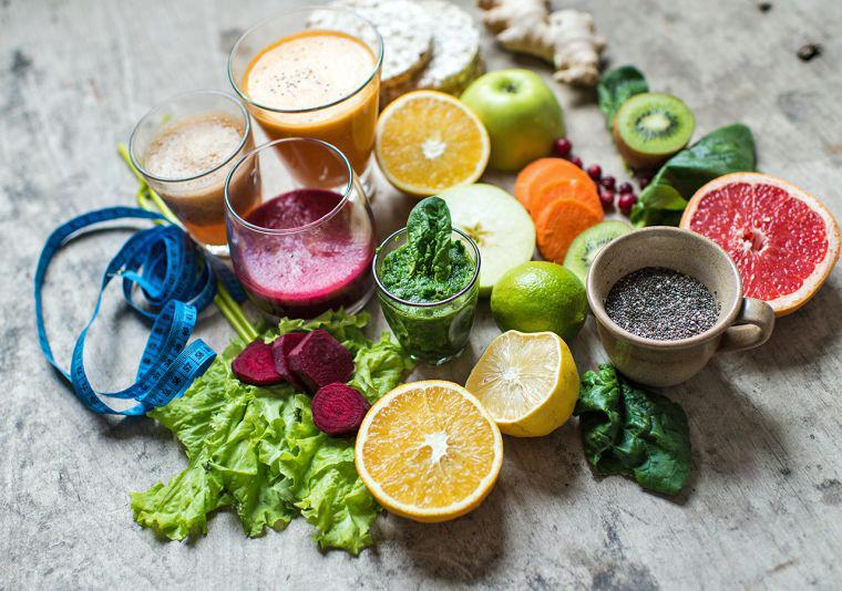 Beslenme ile ilgili Bilmeniz Gerekenler - Detoks