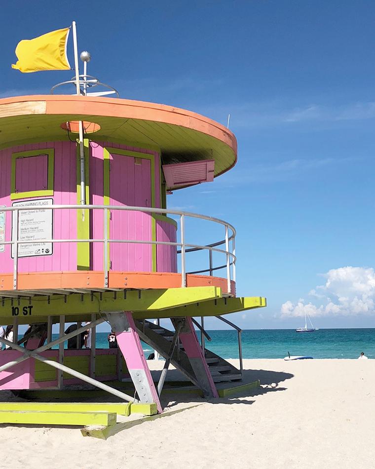 Miami Sahilleri | Ocean Drive