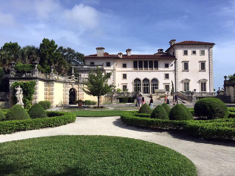 Miami | Vizcaya Museum and Gardens