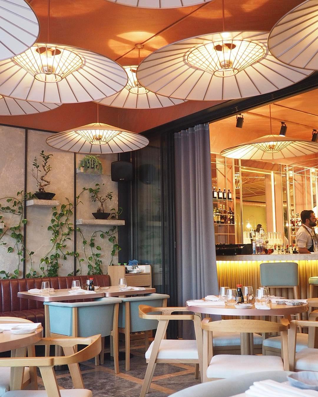 İstanbul Sushi Restoranları - İnari