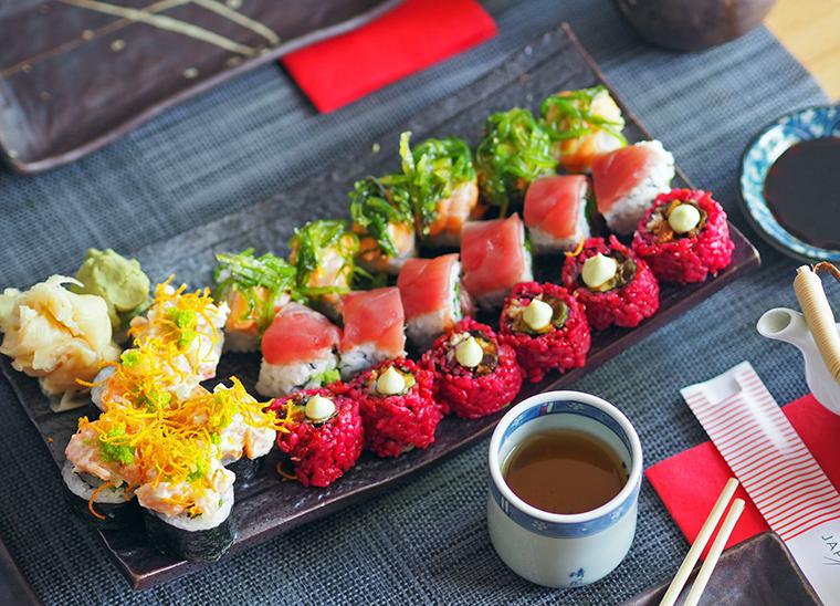 İstanbul Sushi Restoranları - Japonika