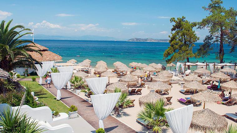 Thassos Adası Plajları | La Scala