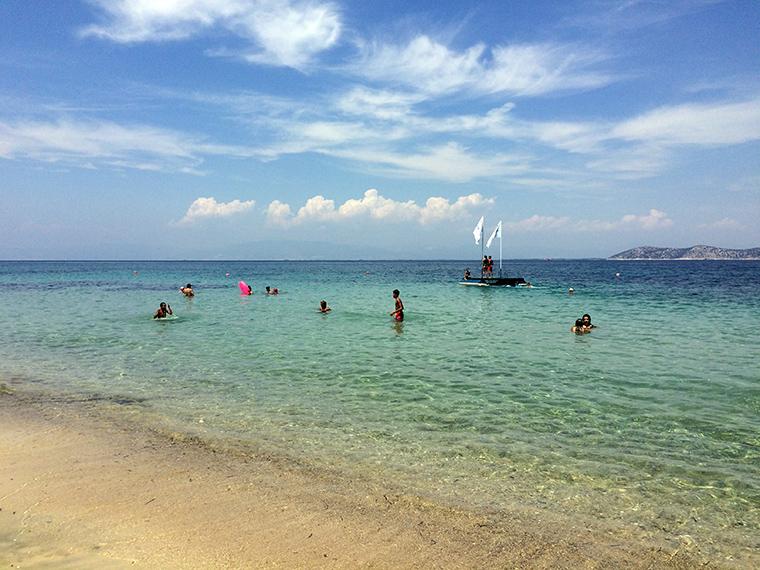 Thassos Adası Plajları | Tarsanas