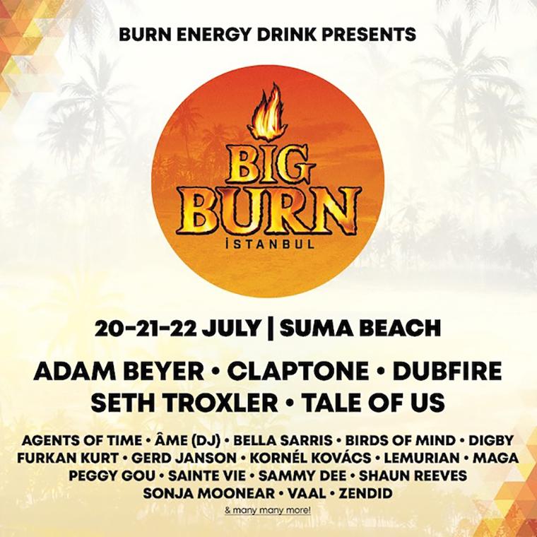 Ülkemizdeki Festivaller | Big Burn Festival
