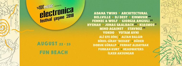 Müzik Festivalleri | Electronica Festival Çeşme