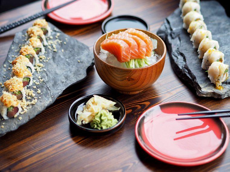 İstanbul Sushi Restoranları - Sushi Lab
