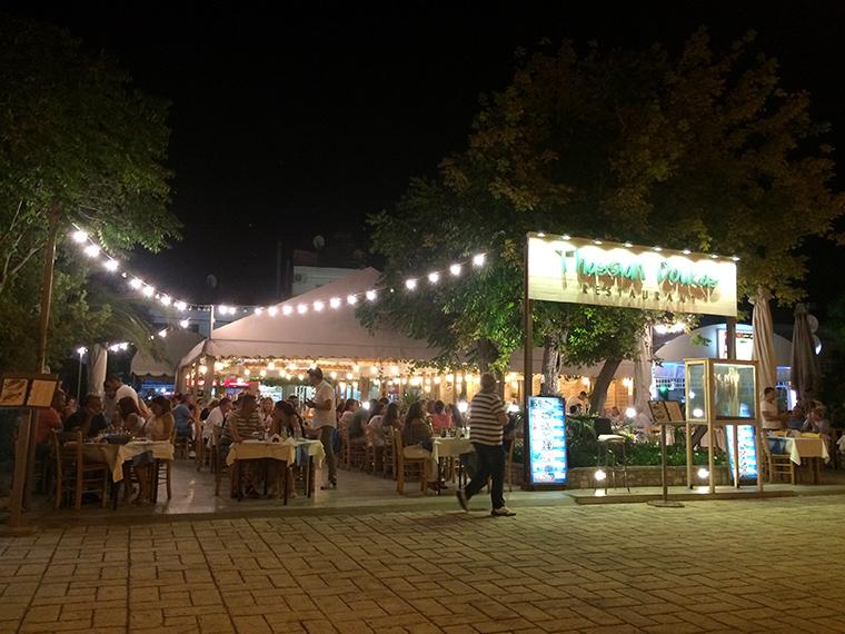 Thassos Adası Restaurant | Thassian Doukas