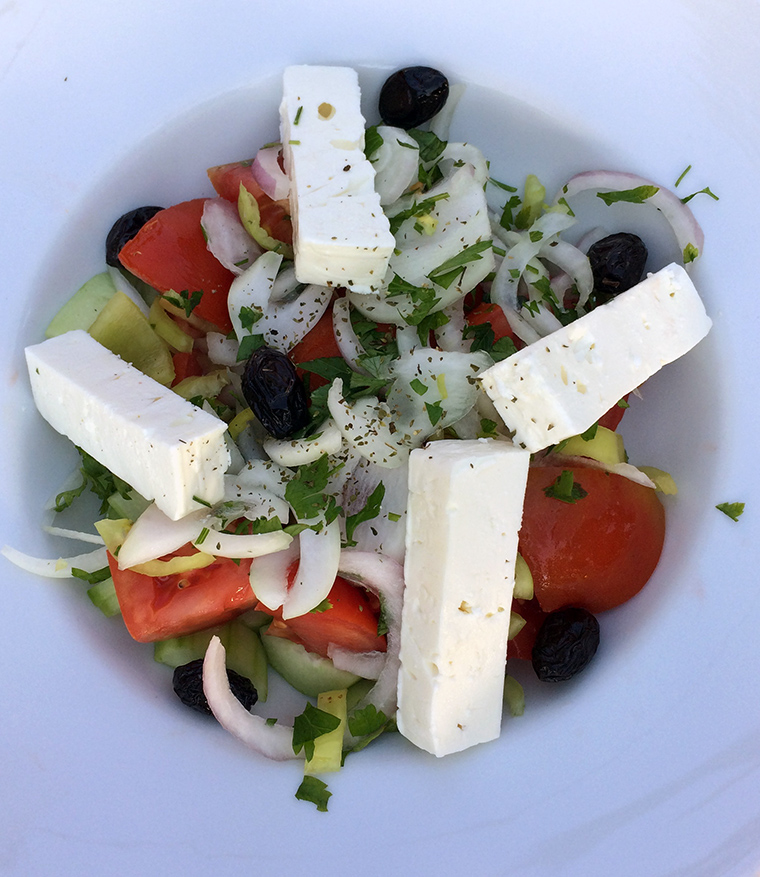 Thassos Adası Restaurant | Barbayanni