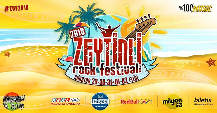 Müzik Festivalleri | Zeytinli Rock Festivali