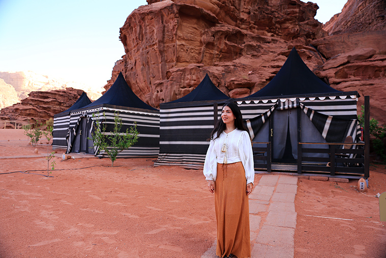 Beyond Wadi Rum Camp - Ürdün