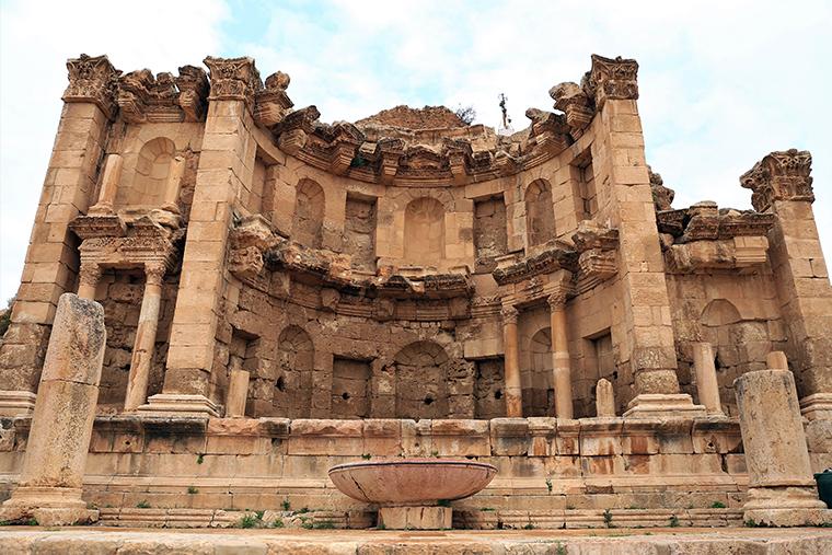 Ürdün Gezilecek Yerler - Jerash Antik Harabeleri