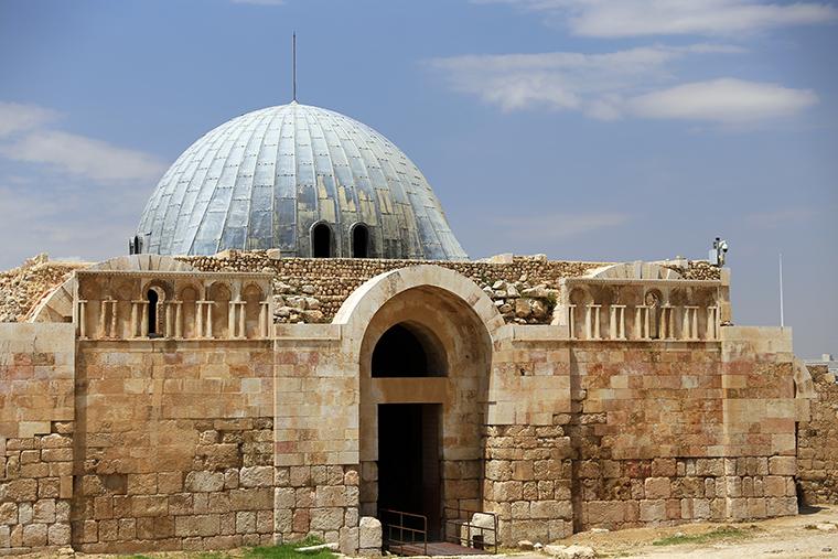 Amman - Herkül Tapınağı