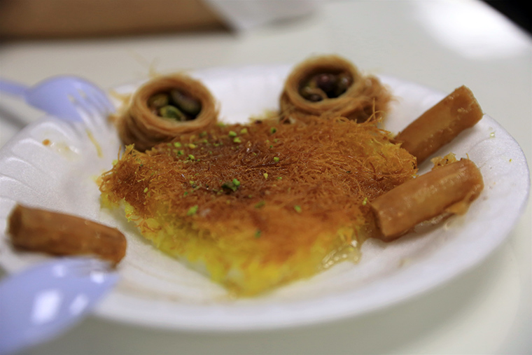 Amman - Hashem Restoran