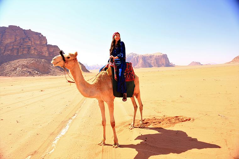 Wadi Rum Deve Gezisi - Ürdün