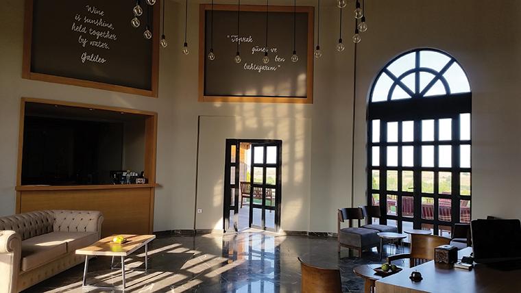 istanbula Yakın Tatil Yerleri | Bakucha Vineyard Hotel