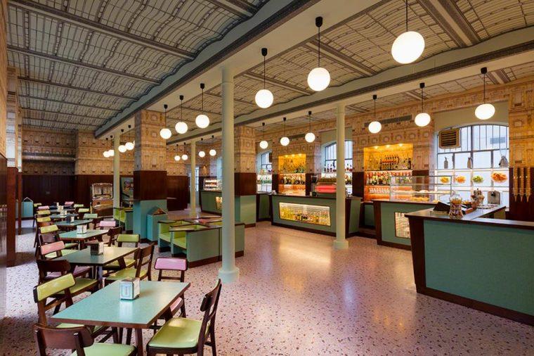Moda Markalarının Restoranları - Bar Luce