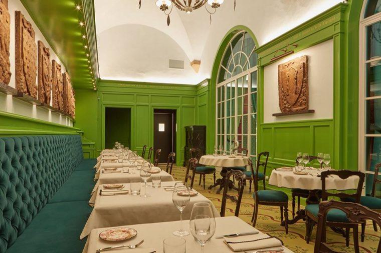 Moda Markalarının Restoranları - Gucci Garden