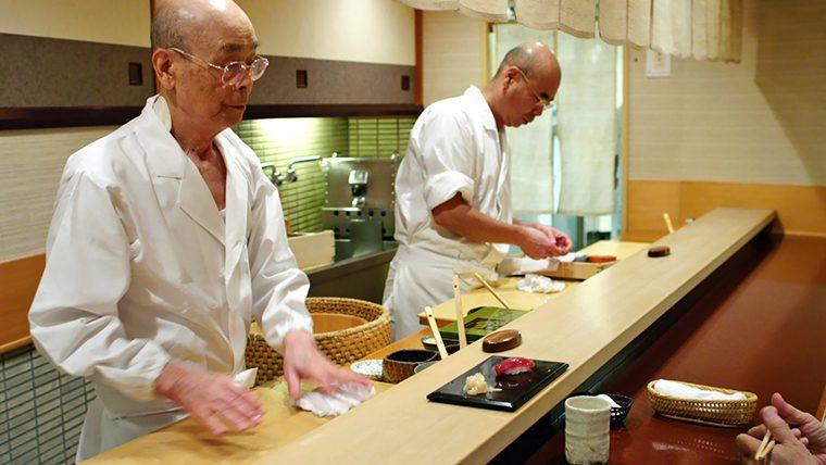 Netflix Yemek Belgeselleri - Jiro Dreams Of Sushi