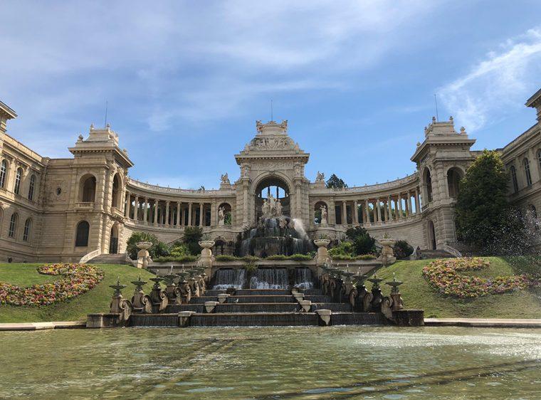 Marsilya Gezilecek Yerler - Palais Longchamp