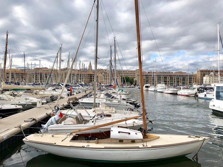 Marsilya Gezilecek Yerler - Vieux Port