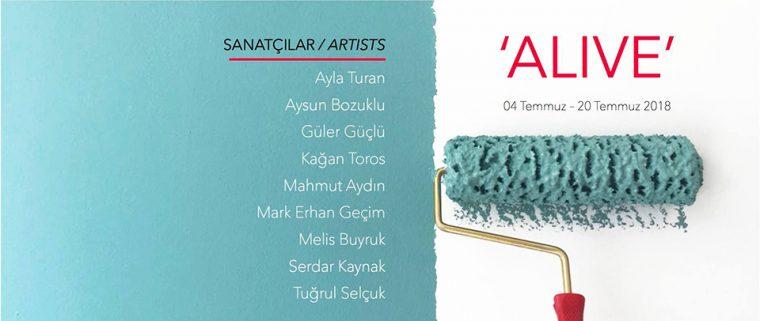 Temmuz İstanbul Etkinlik | Alive
