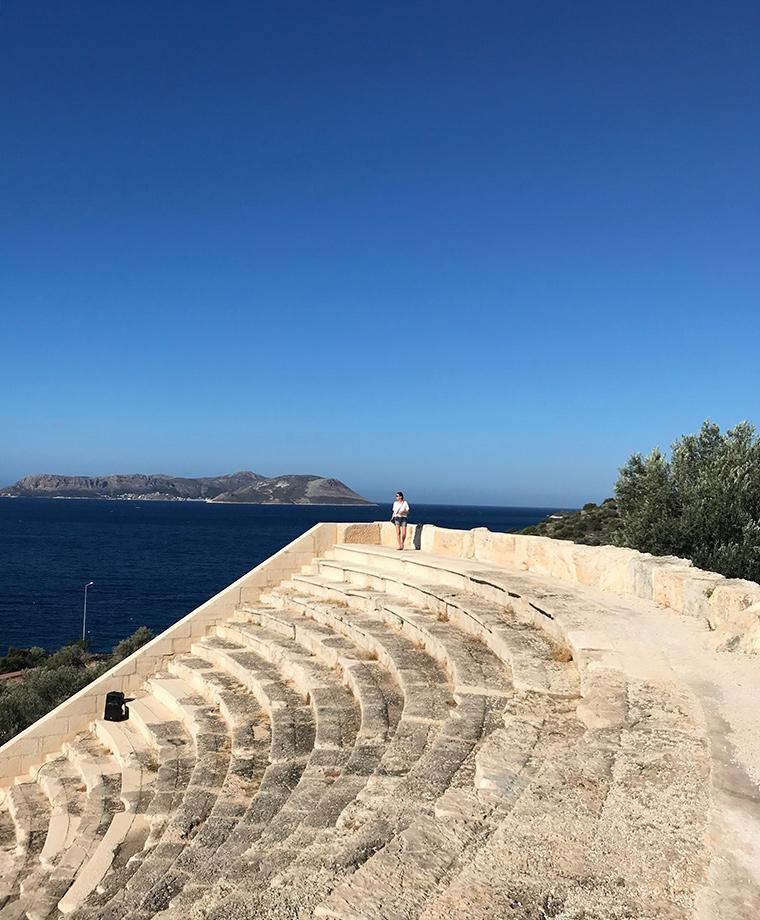 Kaş Gezilecek Yerler | Antiphellos Antik Kent