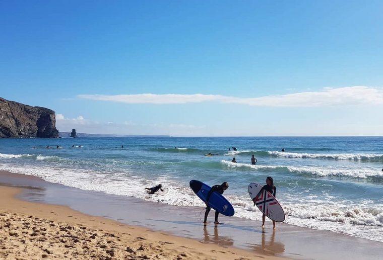 Dünyanın En İyi Dalga Sörfü Noktaları | Arrifana Beach
