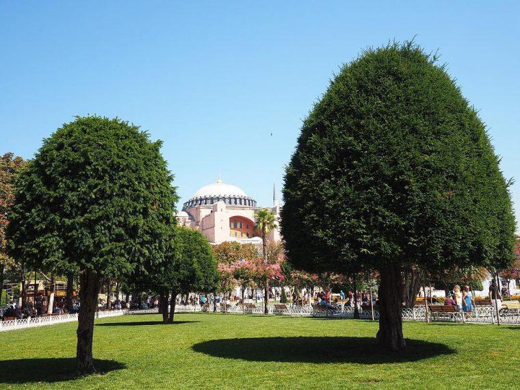 istanbul Müzeler - Ayasofya Müzesi